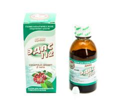 Эдас-112 Диаб (сахар. диабет) капли 25мл