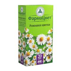 Ромашка аптечная цветки 1,5г №20
