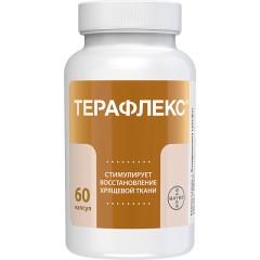 Терафлекс капсулы №60 купить в Москве по цене от 1470 рублей