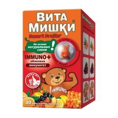 ВитаМишки Иммуно+ пастилки жевательные №30