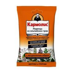 Кармолис леденцы Мед 75г купить в Москве по цене от 351 рублей