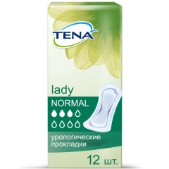 Тена Леди прокладки урологические нормал №12