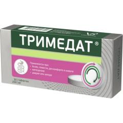 Тримедат таблетки 200мг №30 купить в Москве по цене от 583 рублей