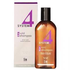 Система 4 шампунь №3 для всех типов волос 215мл