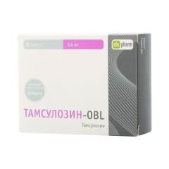 Тамсулозин-OBL капсулы с модиф. высвоб. 400мг №30