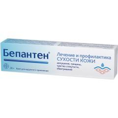 Бепантен крем 5% 30г купить в Москве по цене от 455 рублей
