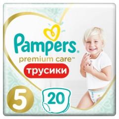 Памперс трусики Премиум джуниор 12-18кг №20 купить в Москве по цене от 1130 рублей