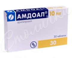 Амдоал таблетки 10мг №30