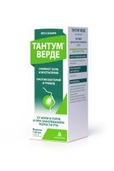 Тантум Верде раствор наружный 0,15% 120мл купить в Москве по цене от 291 рублей