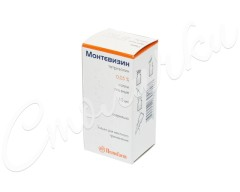 Монтевизин капли гл. 0,05% 10мл