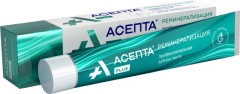 Асепта зубная паста Реминерализация 75мл