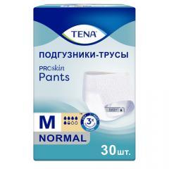 Тена Пантс Нормал подгузники-трусы M №30