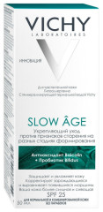 Виши Слоу Аж флюид для лица для всех типов кожи SPF25 50мл купить в Москве по цене от 2160 рублей