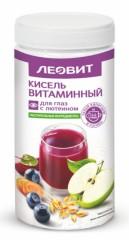 Леовит Кисель витамины для глаз с лютеином 400г