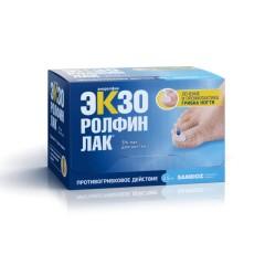Экзоролфинлак лак для ногтей 5% 2,5мл купить в Москве по цене от 909 рублей