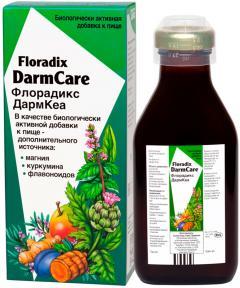 Флорадикс ДармКеа жидкий внутрь 250мл купить в Москве по цене от 1160 рублей