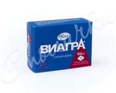 Виагра таблетки п.о 100мг №12