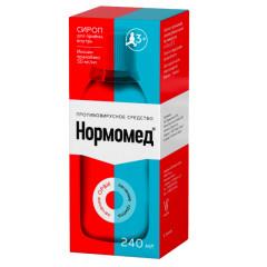 Нормомед сироп 50мг/мл 240мл