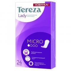 ТерезаЛеди прокладки урологические микро №24