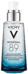 Виши Минерал 89 гель-сыворотка для лица для всех типов кожи 50мл купить в Москве по цене от 1470 рублей