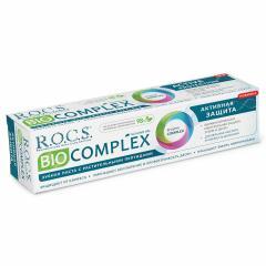 Рокс зубная паста Биокомплекс Акт.защита 94г