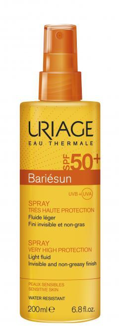 Урьяж Барьесан спрей солнцезащитный SPF50+ 200мл