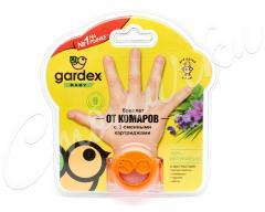 Гардекс Беби браслет от комаров+сменн.катридж