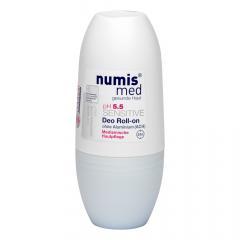 Нумис Мед дезодорант-ролик Сенситив pH5,5 50мл купить в Москве по цене от 0 рублей