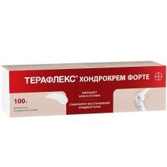 Терафлекс Хондокрем форте крем 100г купить в Москве по цене от 521 рублей