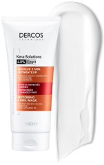 Виши Деркос Кера-Солюшн экспресс-маска для волос Про-Кератин 200мл купить в Москве по цене от 1400 рублей