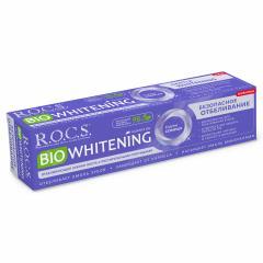 Рокс зубная паста Безопасное отбеливание 94г