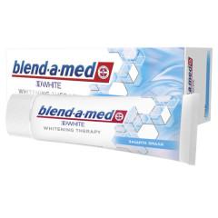 Бленд-а-мед зубная паста 3Д Уайт Защита эмали 75мл