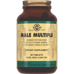 Солгар Мультивитаминный и минеральный комплекс для мужчин таблетки №60