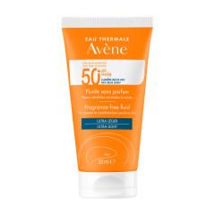 Авен флюид солнцезащитный д/чувств. кожи SPF50+ 50мл