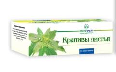 Крапива листья 1,5г пакетик №20 Фитофарм