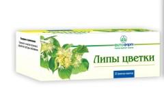 Липа цветки 1,5г пакетик №20 Фитофарм