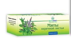 Мята перечная листья 1,5г пакетик №20 Фитофарм