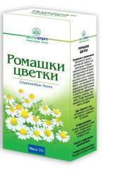 Ромашка аптечная цветки 50г Фитофарм