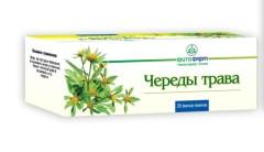 Череда трава 1,5г пакетик №20 Фитофарм