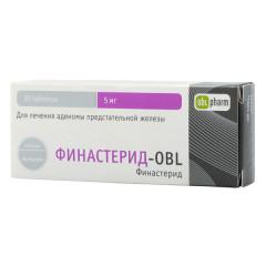 Лизиноприл-OBL таблетки 5мг №30