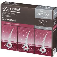 Алерана спрей 5% 60мл №3