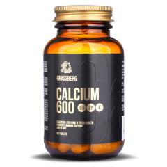 Грассберг Кальций+Д3+Цинк+витамин K капсулы №60