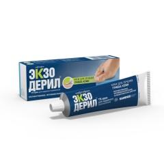 Экзодерил крем 1% 30г купить в Москве по цене от 790 рублей