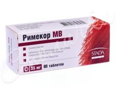 Римекор МВ таблетки пролонг. 35мг №60