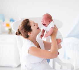 Колики у малыша: как помочь?